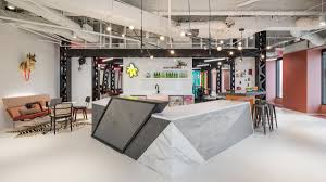 Aaa Business Interiors Brookfield Unveils Designhive In Downtown Houston Houston
