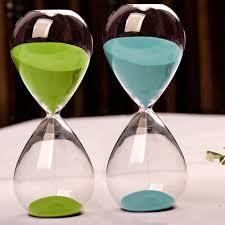 aliexpress com buy 10 minutes transparent glass sand timer clock