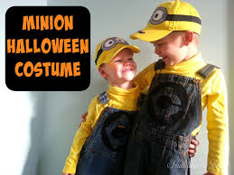 Despicable Family Halloween Costumes Huckleberry Love Simple Halloween Costume Despicable Minion