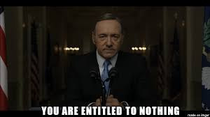 Frank Underwood Meme - tonight i give you the truth houseofcards