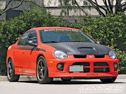 dodge neon srt 4 tech review turbo magazine