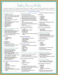 wedding checklist pdf samples