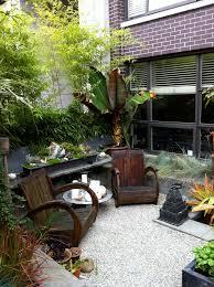 tropical garden ideas landscape tropical with outdoor lantern wood