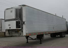 1998 thermo king sb iii max 53 u0027 reefer trailer item b8690