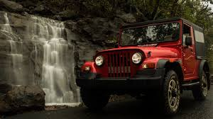jeep car mahindra thar mahindra thar price gst rates review specs interiors
