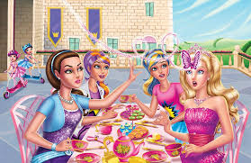 image book illustration princess power 3 jpeg barbie movies