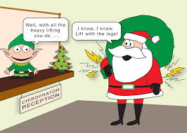 chiropractic themed christmas cards by brookhollow cards