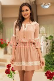 rochii de vara modele de rochii de zi scurte si medii pentru vara