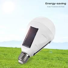 Outdoor Solar Panel Lights - 12w solar panel led bulb emergency lamp solar led lamp portable