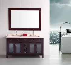 Sink Vanity Units For Bathrooms by Interior 60 Inch Double Sink Bathroom Vanity Modern Office