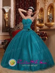 unique quinceanera dresses made flowers teal unique quinceanera dress for 2013 tumaco