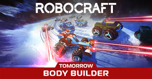 body builder update out now news robocraft indie db