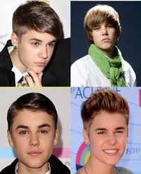 hairstyles through the years justin bieber s hair journey through the years hairstyles for
