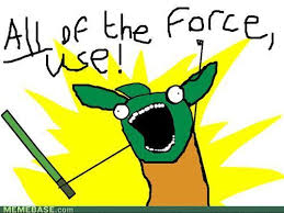 Meme All The Things - star wars gets patched the land of odd