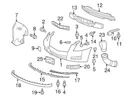 cadillac cts parts oem 2012 cadillac cts bumper components front parts