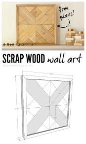 Easy Woodworking Projects Free Plans by 347 Best Diy Scrap Wood Projects Images On Pinterest Scrap
