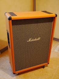 Orange Cabinet 4x12 Marshall Artiste 4x12 Celestion Speakers Cabinet 1973 Orange Reverb