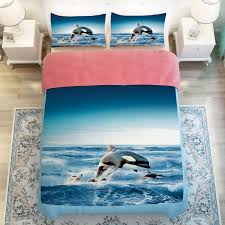 3d Bedroom Sets by Online Get Cheap Whale Bedding Set Aliexpress Com Alibaba Group