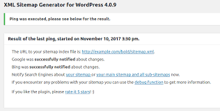 how to create an xml sitemap in wordpress inmotion hosting