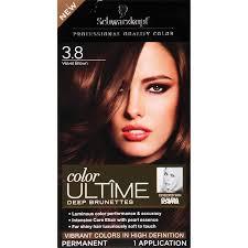amazon com schwarzkopf color ultime hair color cream 3 8 velvet