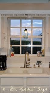 Pendant Lights For Bathroom - remodelaholic mason jar pendant light tutorial
