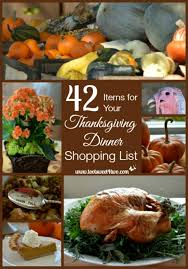 thanksgiving thanksgiving food list day excel