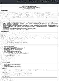 impressive resume format latest sample cv for freshers