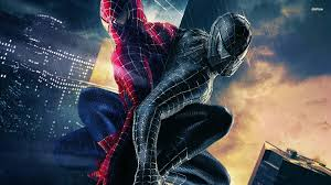 black spiderman wallpapers background cool hd wallpaper