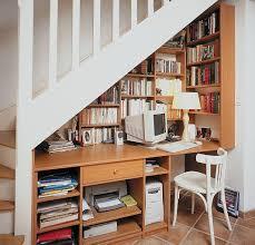 d礬coration bureau sous escalier recherche idee deco