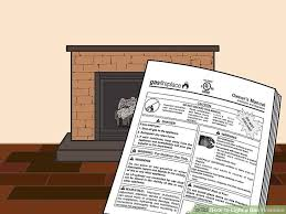 how do i light my gas fireplace 3 ways to light a gas fireplace wikihow