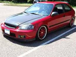honda civic hatchback modified honda civic 2000 modified wallpaper 1600x1200 11468