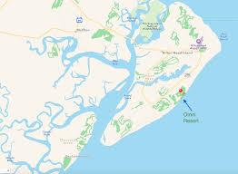 Map Of Hilton Head Sc Hilton Head Island Daufuskie Island Savannah Apple Ipad Forum