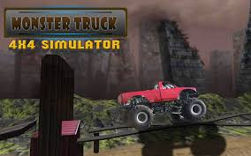 real monster truck videos real truck simulator crazy 4x4 android apps on google play
