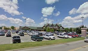 Opry Mills Map Architecture Branding Large Format Stores Challenge Outdoor