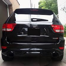 jeep laredo blacked out 2012 jeep grand cherokee srt8 blacked out mr kustom auto