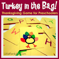 thanksgiving activity for preschoolers turkey will laminate