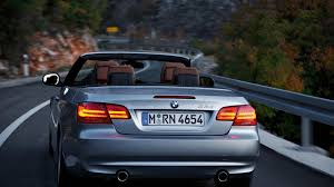 bmw 335i convertible 2010 2011 bmw 3 series coupe and convertible get refreshed 335i gets