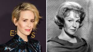 Bettie Davis Daughter Feud U0027s U0027 Susan Sarandon Jessica Lange Reveal How They Channeled