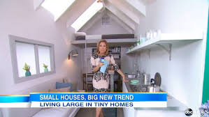 small house in abc news inside the tiny house movement sweeping the nation