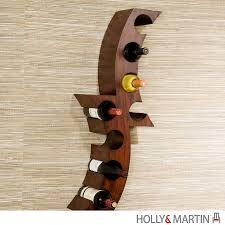 holly u0026 martin avila wall mount wine rack 93 029 062 3 31
