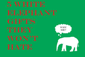 top 5 white elephant ideas they won t