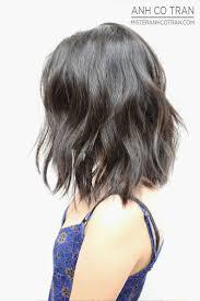 undercut bob off with the hair soft a line undercut at ramirez tran cut