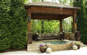 Ideas For Gazebos Backyard Backyard Design And Backyard Ideas - Gazebo designs for backyards