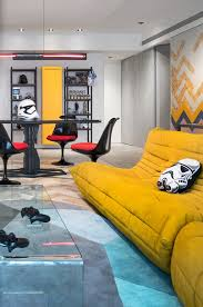 star wars living room dream houses living room and dining of the star wars home