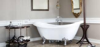 deco salle de bain avec baignoire la baignoire pattes de pour une salle de bains vintage déco