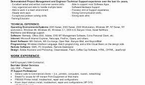 Help Desk Technician Training Inspirational Customer Support Engineer Cover Letter Resume Sample