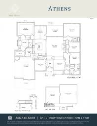 custom home builder floor plans houston custom home builders floor plans home plan houston home