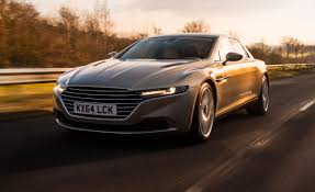 aston martin sedan 2016 aston martin lagonda taraf first drive u2013 review u2013 car and driver