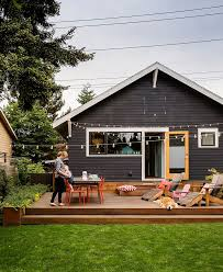 Best  Small Backyard Decks Ideas On Pinterest Back Patio - Backyard designs images