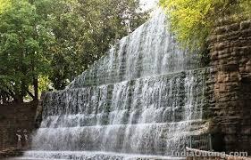 Rock Garden Waterfall Rock Garden Pictures Information India Travel
